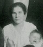 Rose Kantoff Kerstein and her son Robert