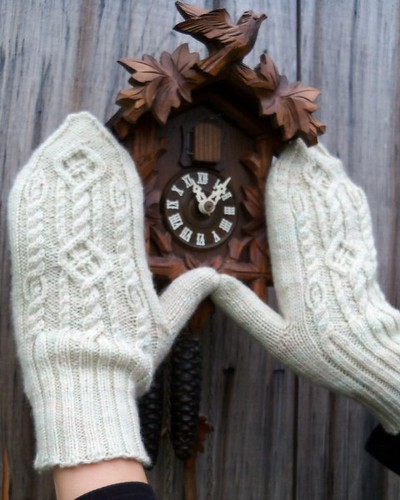 two mittens