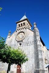 Torre de la iglesia de San Nicolás de Bari