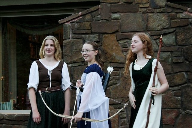Ladies of Middle-earth