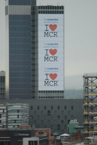 The Cooperative really loves Manchester