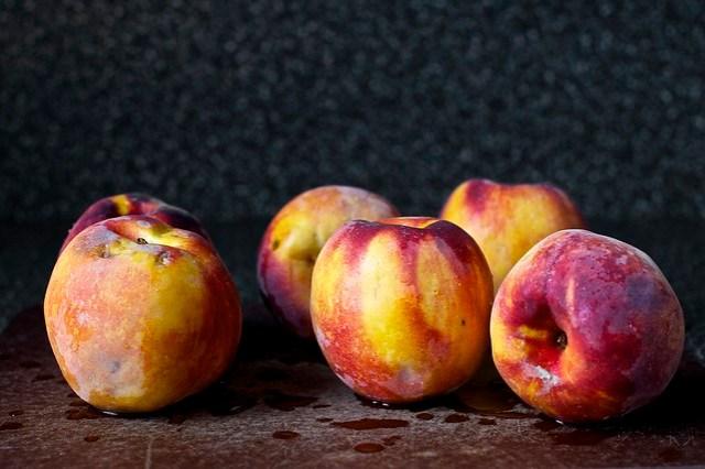 jersey peaches, represent