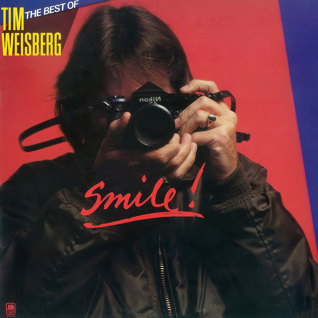 Tim Weisberg - Smile!