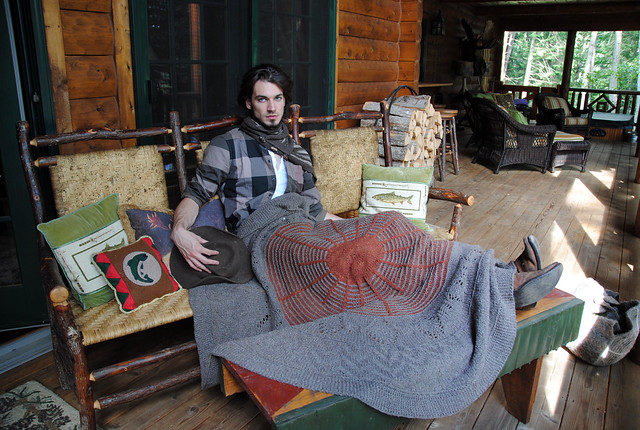 Old Forge - knit pattern