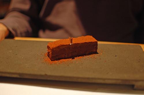 Hedone chocolate bar