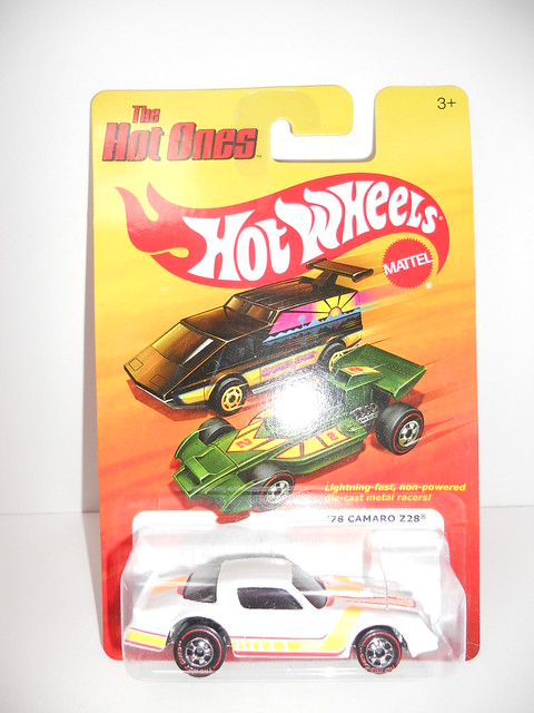 hot wheels hot ones chase '78 camaro z28 (2)