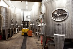 "wine vats • <a style=""font-size:0.8em;"" href=""http://www.flickr.com/photos/54494252@N00/6057481989/"" target=""_blank"">View on Flickr</a>"