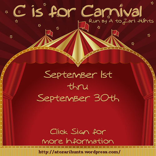 C is for Carnival PIC