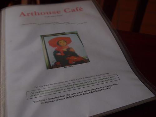 Arthouse Cafe, Luang Prabang