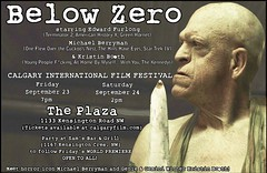 Below Zero @ 2011 Calgary International Film Festival