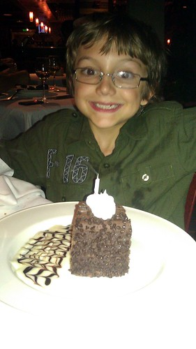 Henry is 8