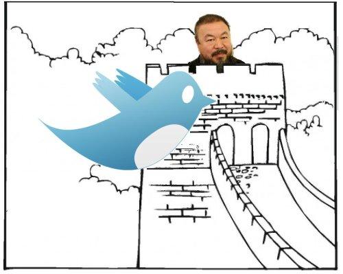 Ai Weiwei Tweets Again