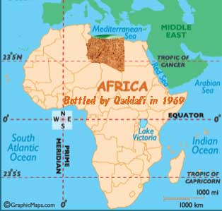 Map of africa with tropic of cancer and capricorn sexual orientation