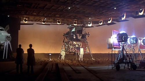 Fake Lunar Landing