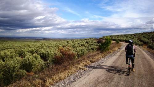Vía Verde del Aceite: Martos-Jaén