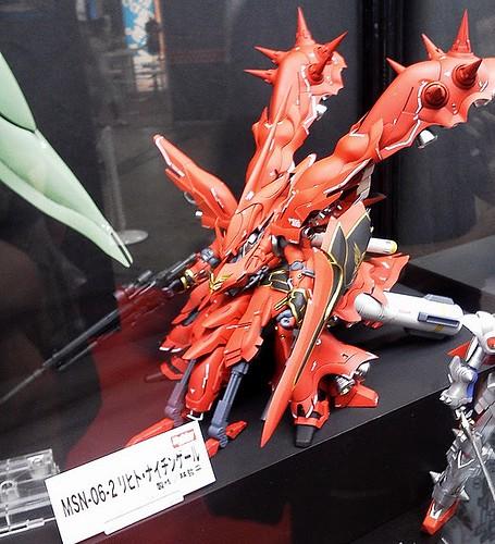 144 Nightingale Gundam msn-06-2