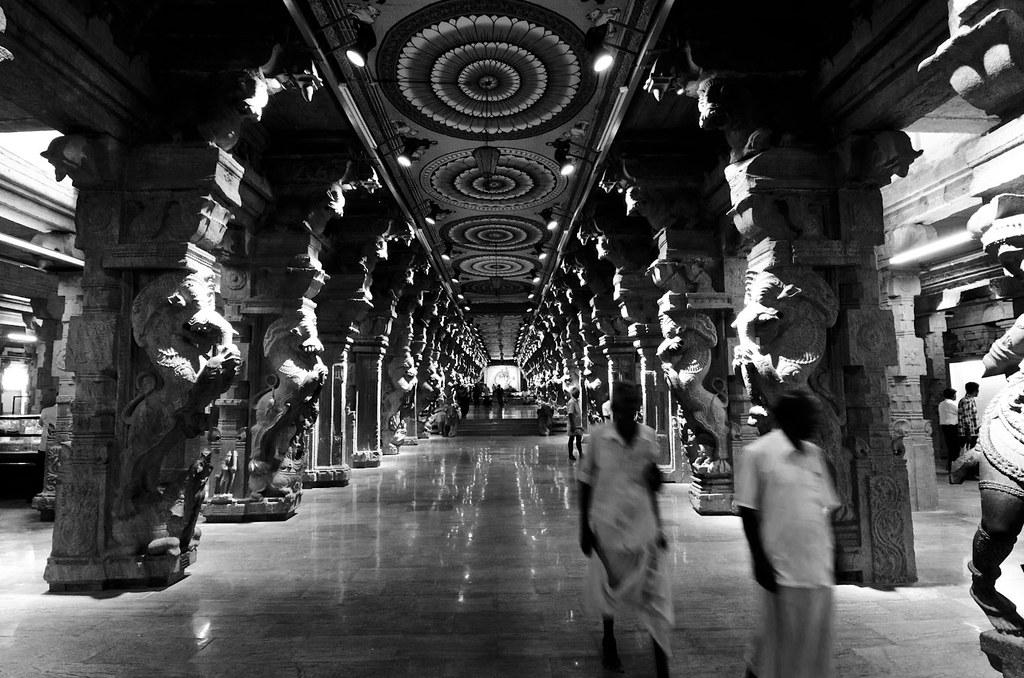 1000 Pillar Mandapam