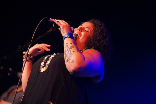 Carlitta Durand, Lincoln, Hopscotch, Raleigh NC, 09/09/11