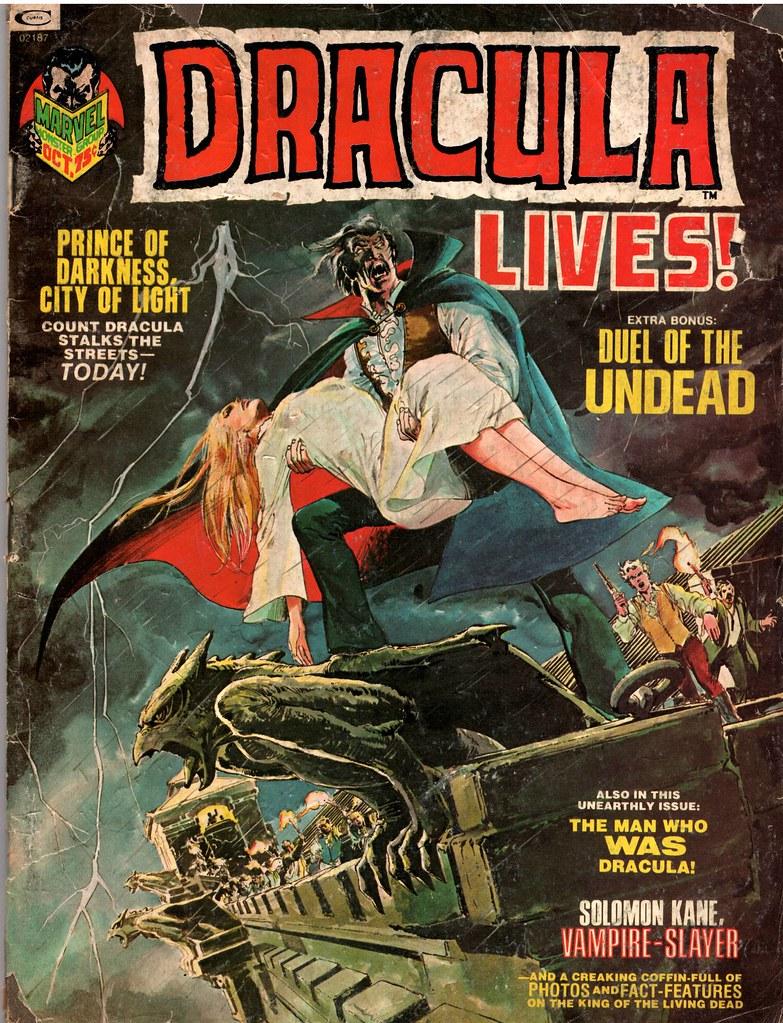 Dracula Lives 03
