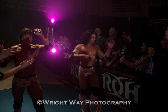 Ring of Honor TV-46