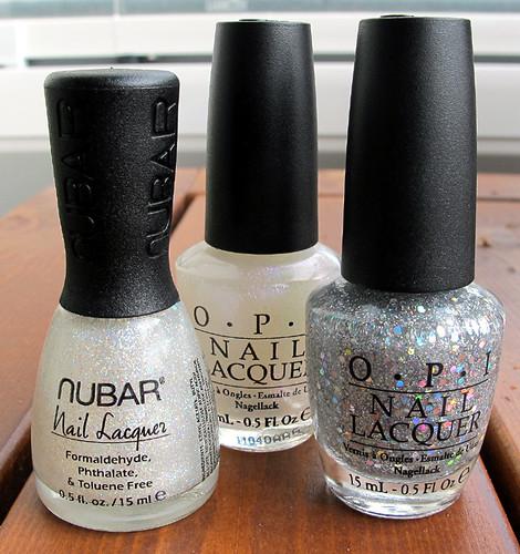 Glitter nail polish (2)