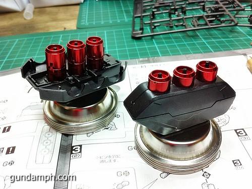 MG Sazabi Metallic Coating (Titanium-Like Finish) (23)