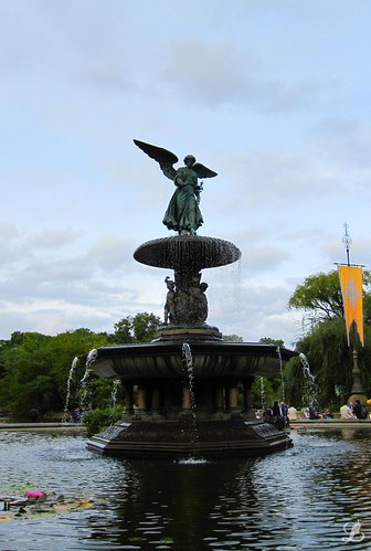 The Bethesda Fountain