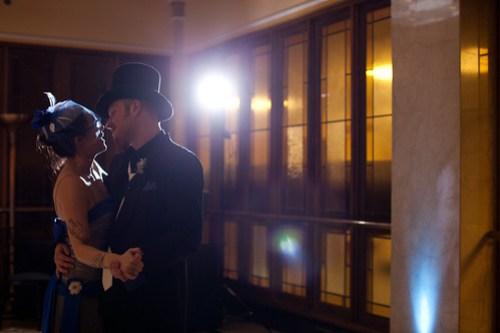 Jenny and Damon wedding April 14, 2011