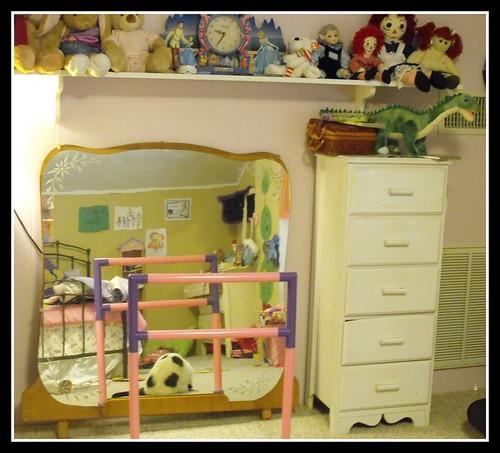 Baby's mirror