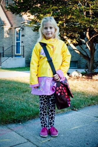 First Grade 2011