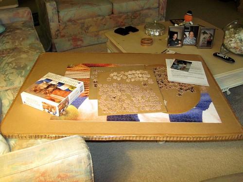 Mom's last puzzle