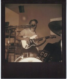 Cousins @ Raw Sugar Cafe [Impossible Project photo]