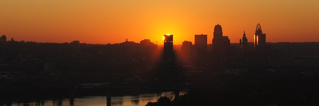 Cincinnati Sunrise 2