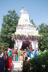 Nathjidada's Samadhi Mandir