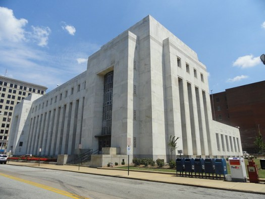 Solomon Federal Court House and Post Office, Chattanooga TN