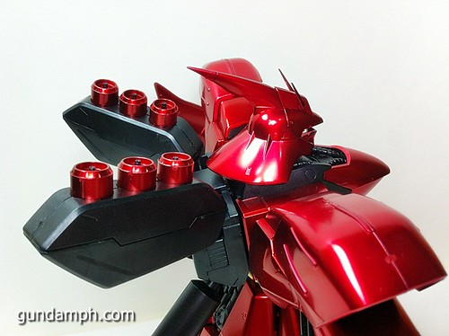 MG Sazabi Metallic Coating (Titanium-Like Finish) (53)