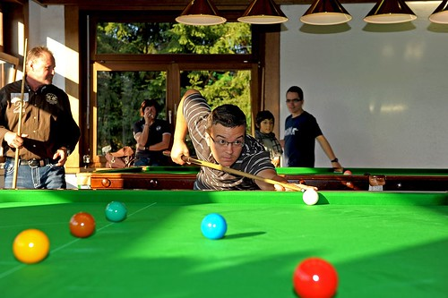 24. September 2011 | Eröffnung des 1. Snooker-Club Mayen-Koblenz mit Sascha Lippe