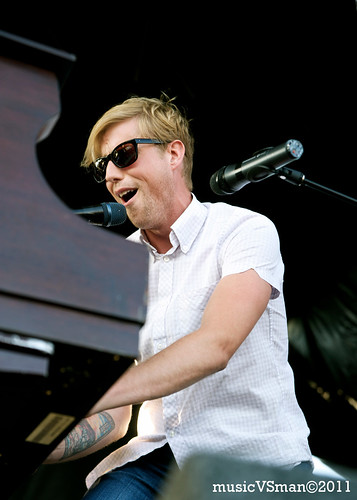 Jack's Mannequin @ Warped Tour 2011