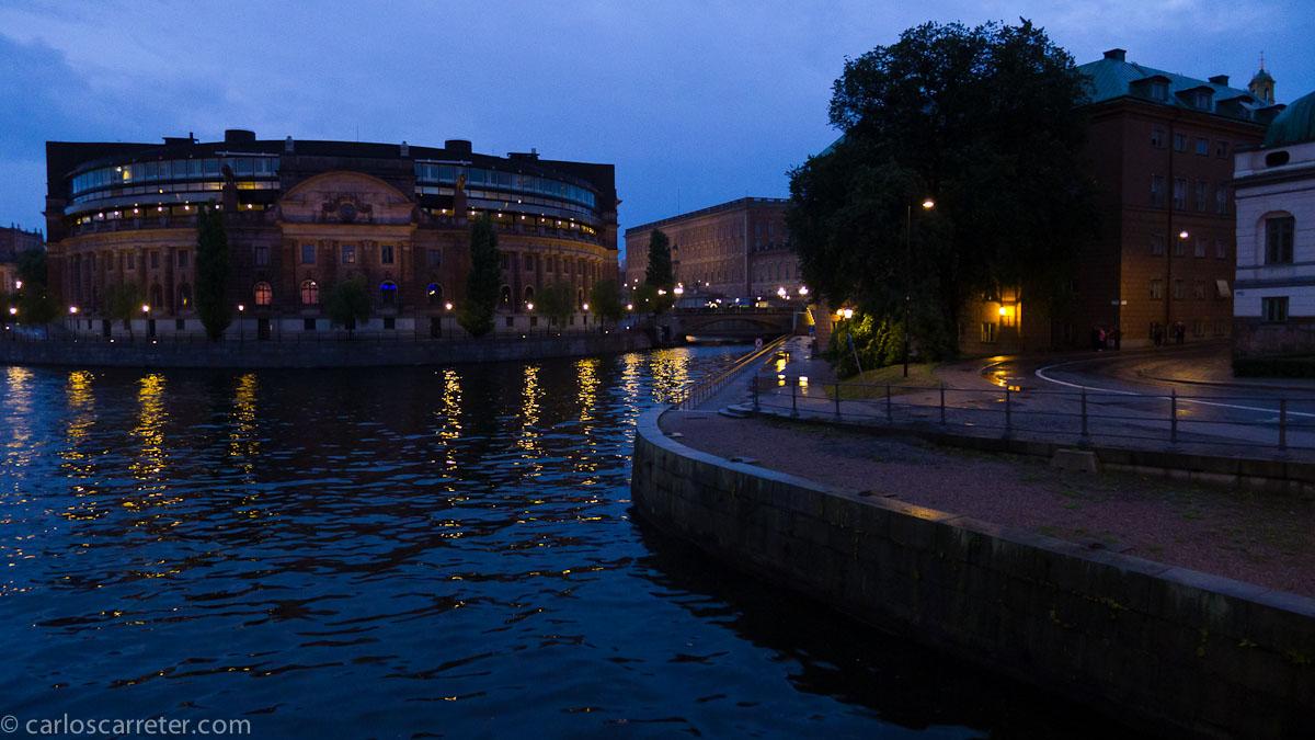 Sveriges Riksdag (Parlamento de Suecia)