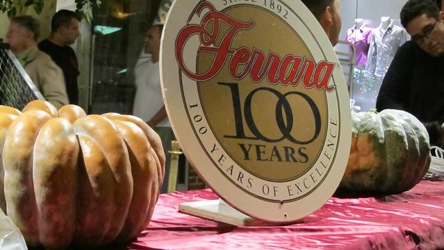 feast of san gennaro. ferrara's 100 yr anniversary.