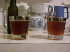 chamomile brews