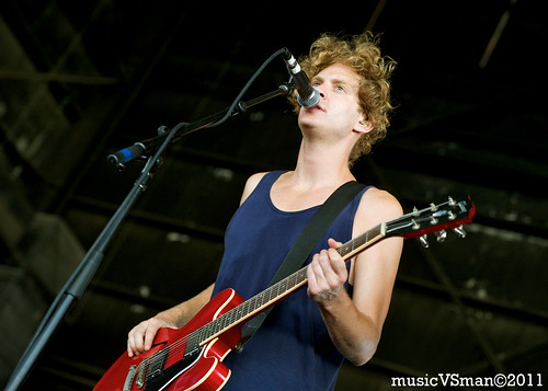 Relient K @ Warped Tour 2011
