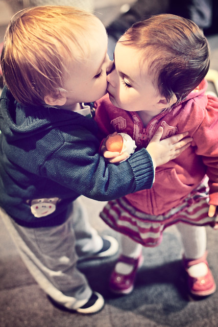 The kiss -- 2