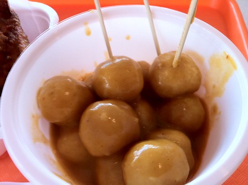 curry fish balls
