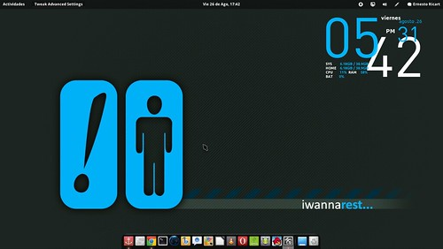 Desktop Agosto 2011