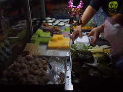 Vientiane Night Food Stalls