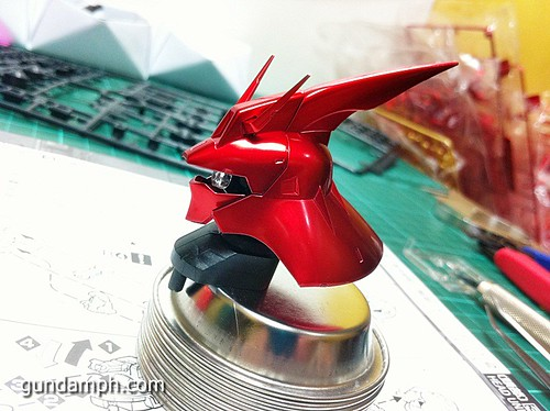 MG Sazabi Metallic Coating (Titanium-Like Finish) (27)