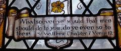 Matthew 7,12