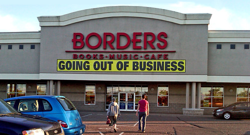 Borders - Out of Business