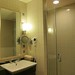 Vanity and Shower Stall
